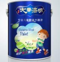 大华漆坊 中国十大民族亚博体育下载官方品牌 儿童健康木器漆