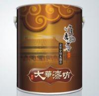 大华漆坊 中国十大民族亚博体育下载官方品牌 金装全效木器漆
